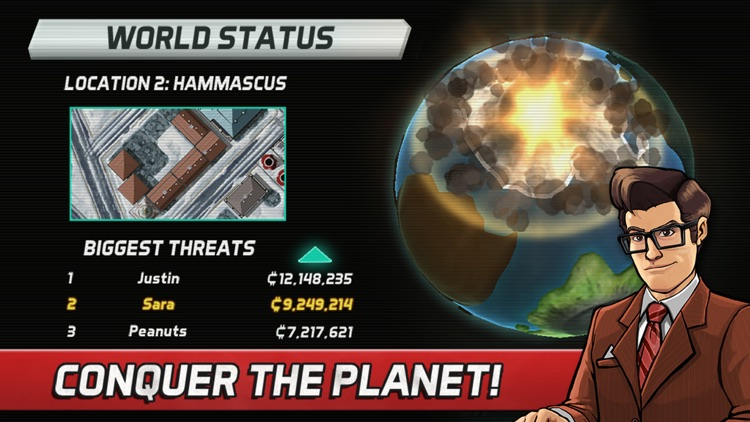 Colossatron: Massive World Threat