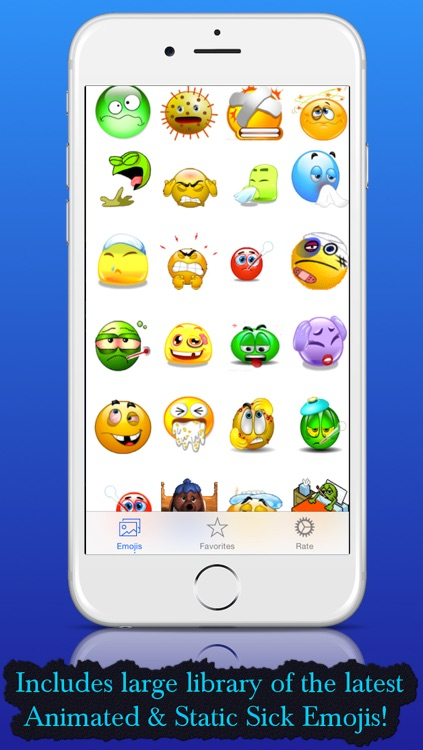 Sick Emojis & Photo Booth screenshot-3