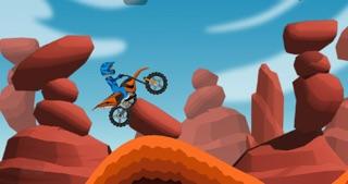 Extreme Motocross Bike Race screenshot two