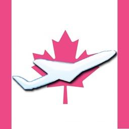 Canada Airport - iPlane Flight Information