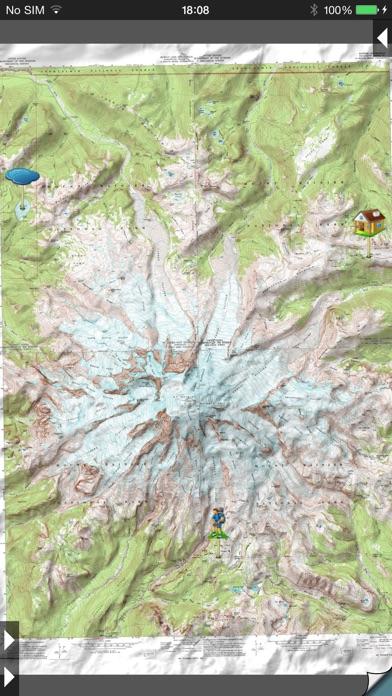 Topo Maps review screenshots