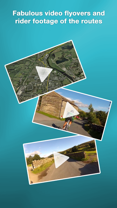 Ride the Yorkshire Routes screenshot two