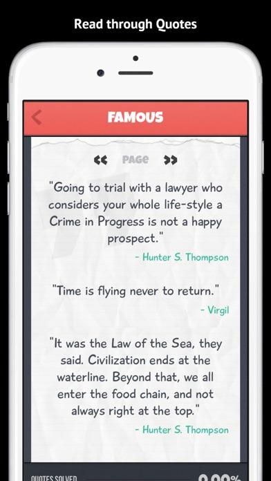 Quotes Quiz App Mobile Apps TUFNC New Quotes Quiz