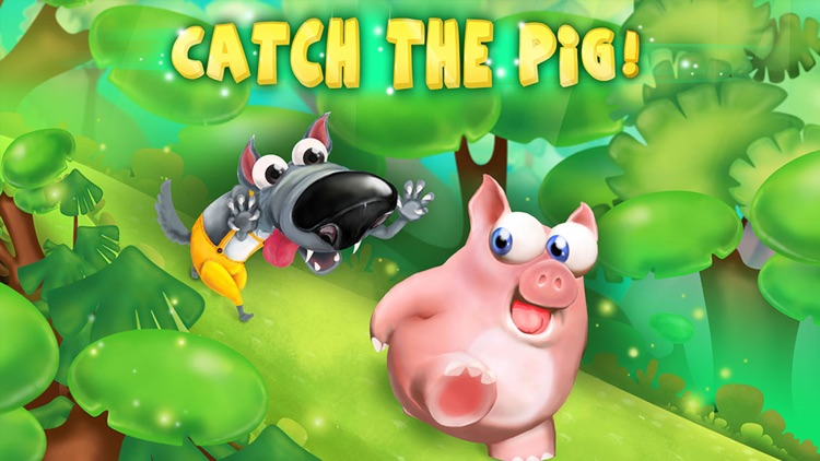 Catch The Pig screenshot-0