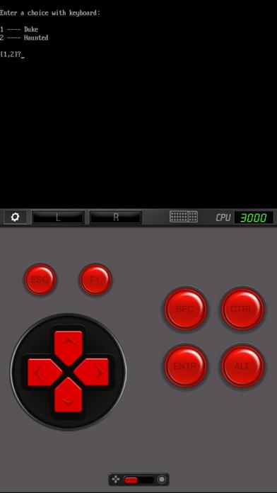 iDOS 2 screenshot1