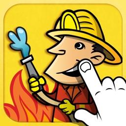 Buildo Rescue Sticker Book
