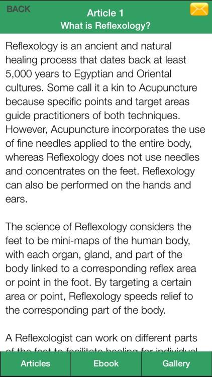 Reflexology Guide - Everything You Need To Know About Reflexology Massage ! screenshot-4