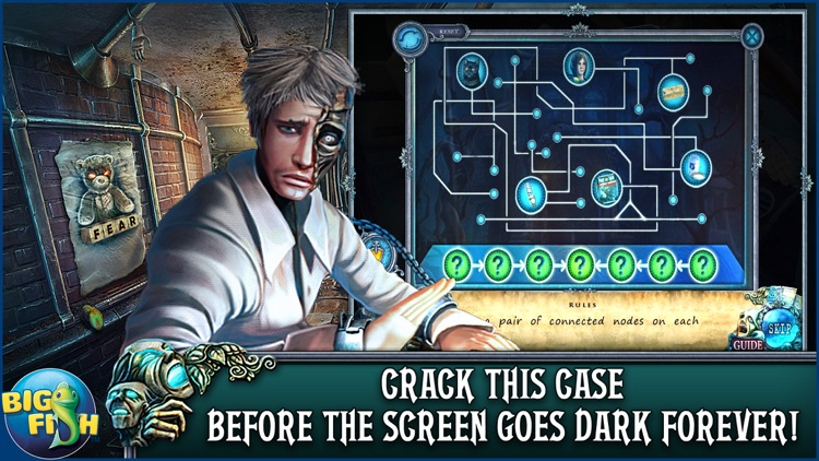 Fear For Sale: Nightmare Cinema - A Mystery Hidden Object Game screenshot-2