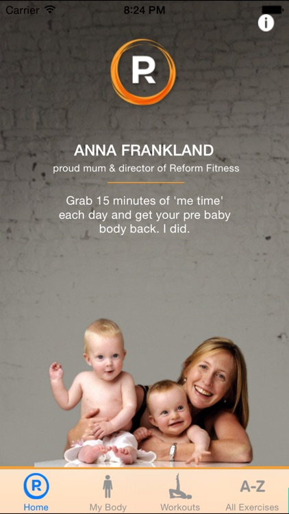 Postnatal Pilates (4+ Months) by Reform