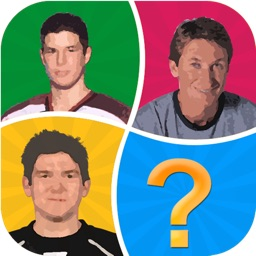 Word Pic Quiz Pro Hockey - name the most famous players in the league from around the world