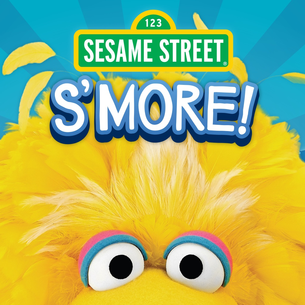 Newsstand Magazine Sesame Street S'More Now Available