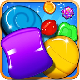 Candy Charm Mania - Free Kids Matching Games