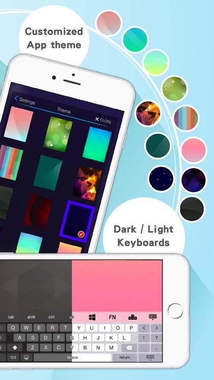 Remote : Mouse/Keyboard/Presentation/Trackpad Free for PC/Mac screenshot-4