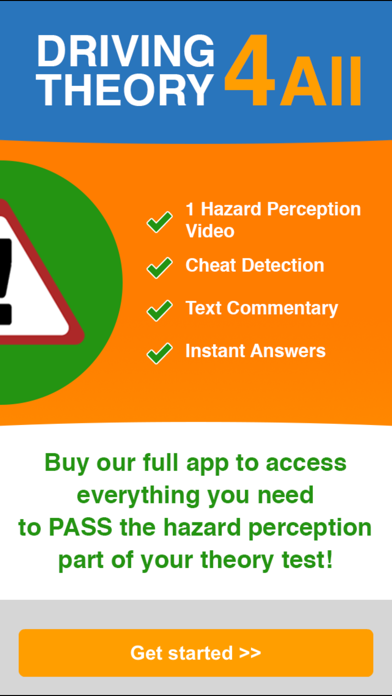 Driving Theory 4 All - Hazard Perception Videos Vol 6 for UK