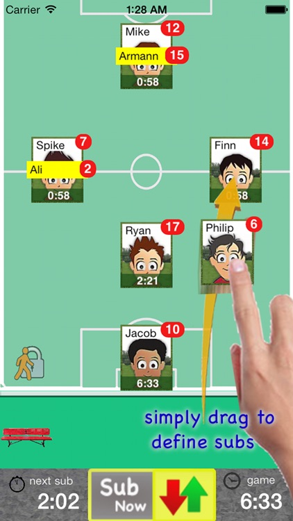 Who's On - Soccer screenshot-2