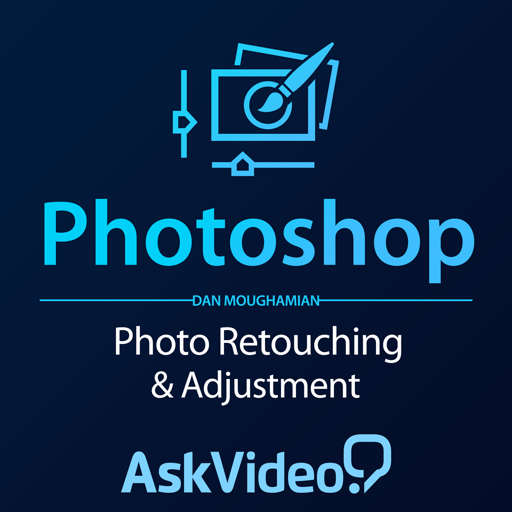 Photo Retouching and Adjustments Course For Photoshop