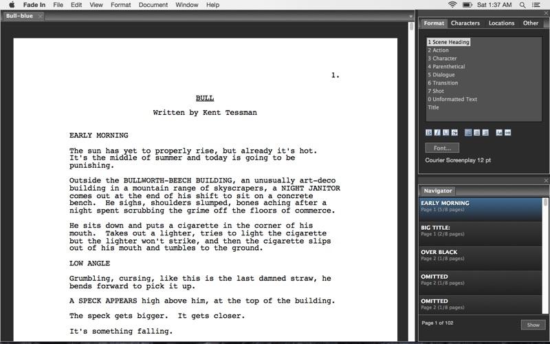 Learn Screenwriting & How To Write A Screenplay