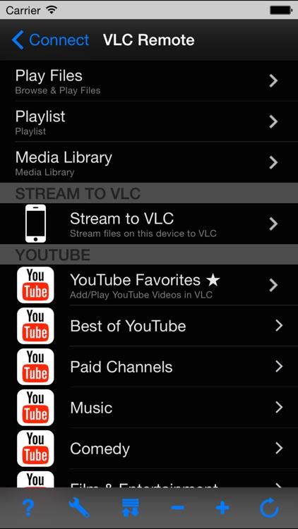 VLC Pal