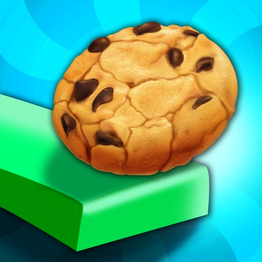 Arcade Cookie Fall Down Racing Casual Popular Fun Gams Free