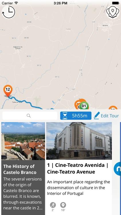 Castelo Branco - City Guide screenshot-3