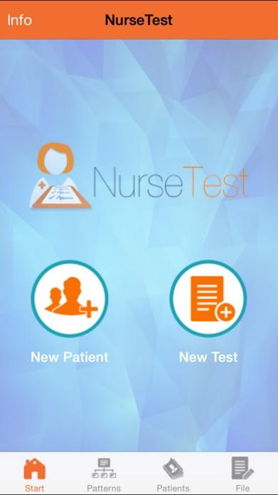 Nurse Test - Nursing and Paramedic healthcare questionnaire Screenshot