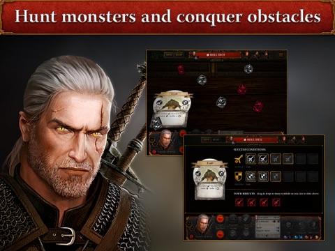 The Witcher Adventure Gameのおすすめ画像2