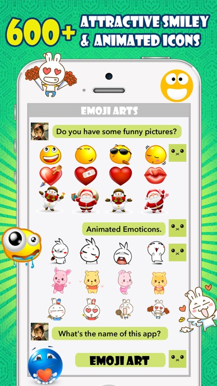 Emoji Art Pro - Text Emoticon,Smiley Icons &Cool Fonts screenshot-3