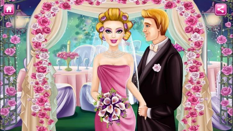 Princess Real Bride & Makeover  -  Princess Dress Up  & Beauty Salon With fashion