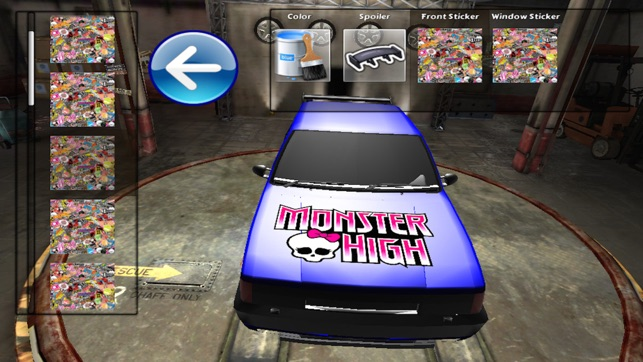 şahin Modifiye Drift Oyunu 3d App Storeda