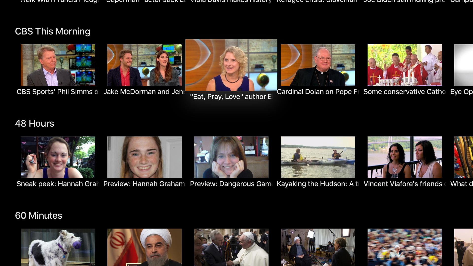 CBS News: Live Breaking News screenshot 19