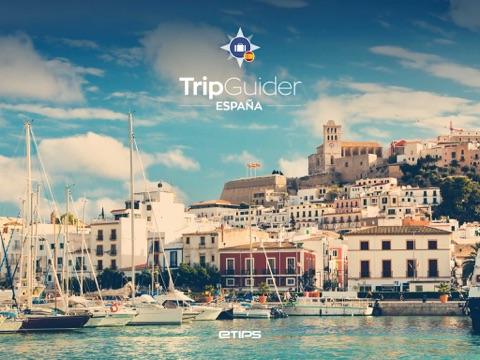 Trip Guider Spain-ipad-0
