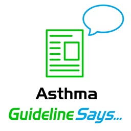 Asthma Guideline Says