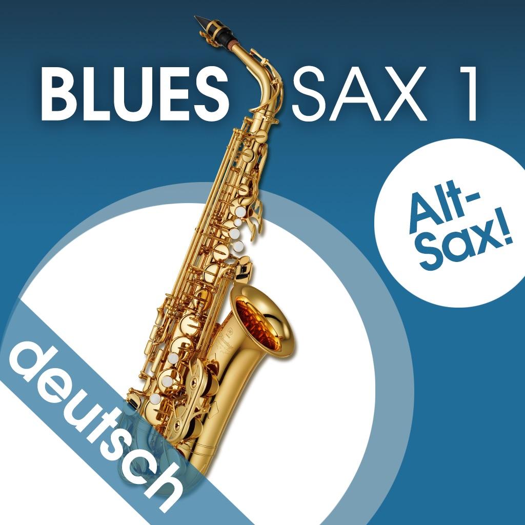 Blues SAX 1