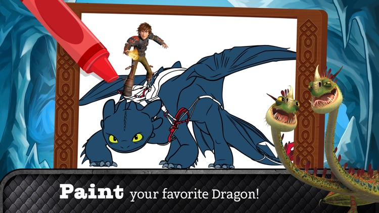 How To Train Your Dragon 2 (Official Storybook App) screenshot-4