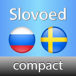 Russian <-> Swedish Slovoed Compact talking dictionary
