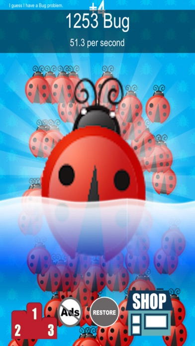 Bug Clickers - Squash The Village Heroes Invasion