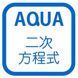 """Quadratic Equation in """"AQUA"""""""