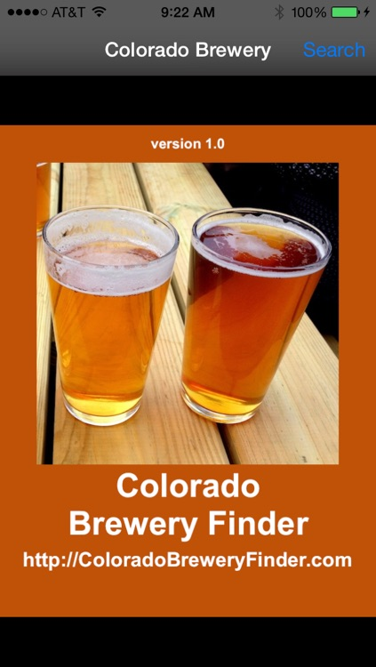 Colorado Brewery Finder screenshot-0