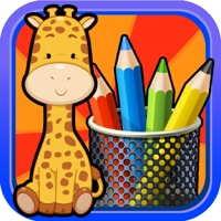 Codes for Kids Doodle & Animal Coloring Draw Book -  play my pet paint pad and color drawing farm games for the preschool kids Hack