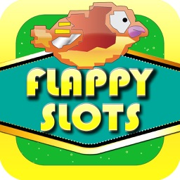 Flappy Slots - Bird Casino Presents: Slots, Poker And Solitaire