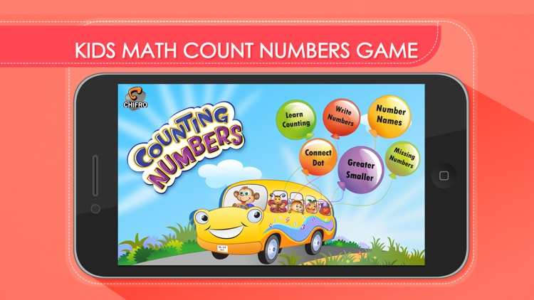 Kids Math Count Number Game screenshot-0
