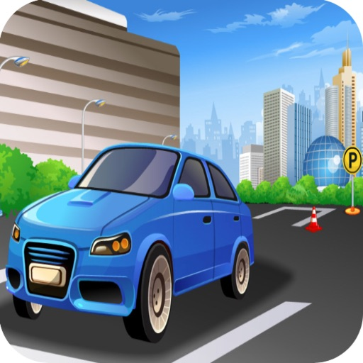 Parking Master - Learn To Drive & Parking icon