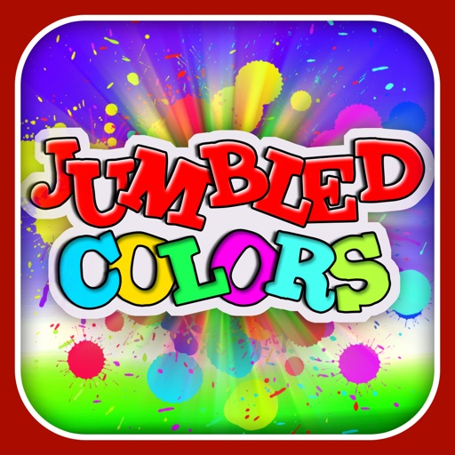 Jumbled Colors icon