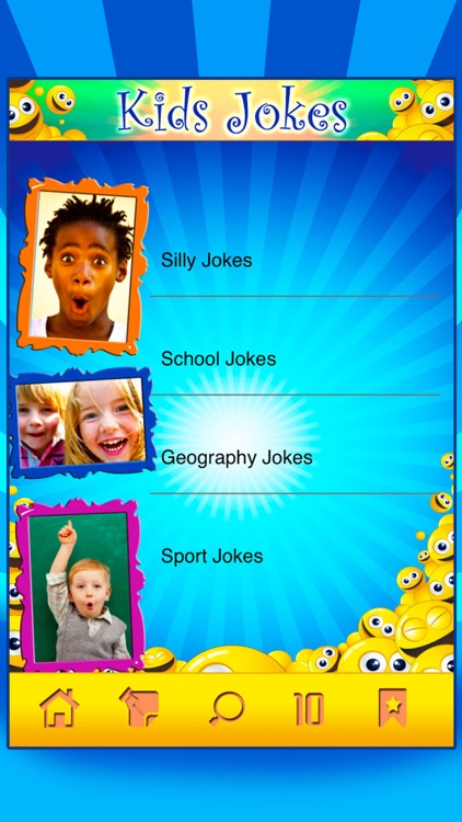 Kids Jokes - Funny Jokes For Children & Parents screenshot-1