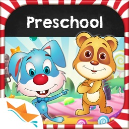 Candy Town Preschool - Educational Game for Kids