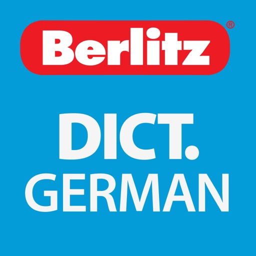 German - English Berlitz Standard Talking Dictionary