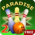 Bowling Paradise 2 for iPad icon