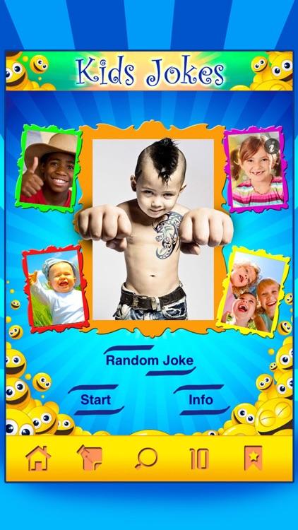 Kids Jokes - Funny Jokes For Children & Parents screenshot-3