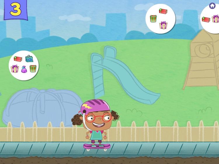 Gracie & Friends City Skate screenshot-3