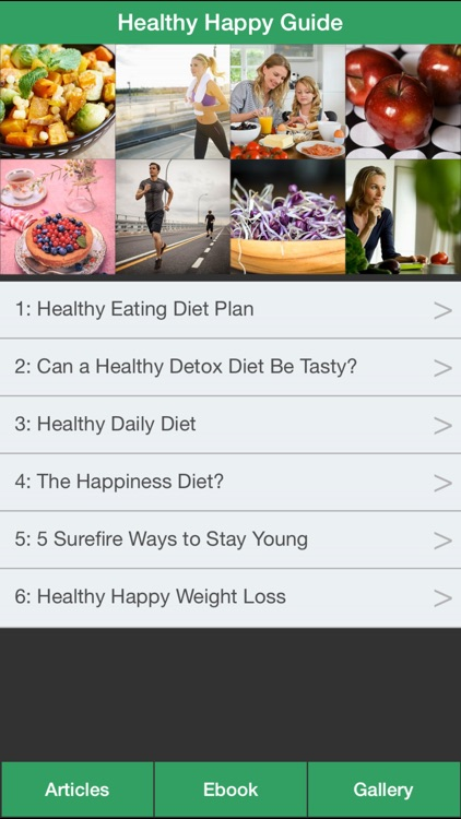 Healthy Happy Guide - Have a Fit & Healthy with Healthy Happy Guide !